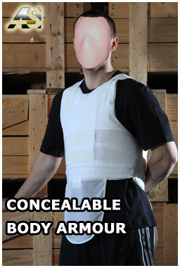 Concealable Body Armour