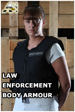 Law Enforcement/Police Body Armour