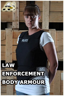 Law Enforcement / Police Body Armour
