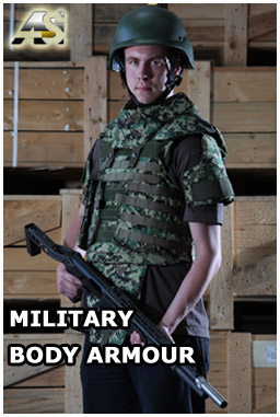 Military Body Armour