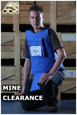 Mine Clearance Aprons
