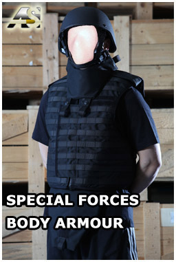 Special Forces Body Armour